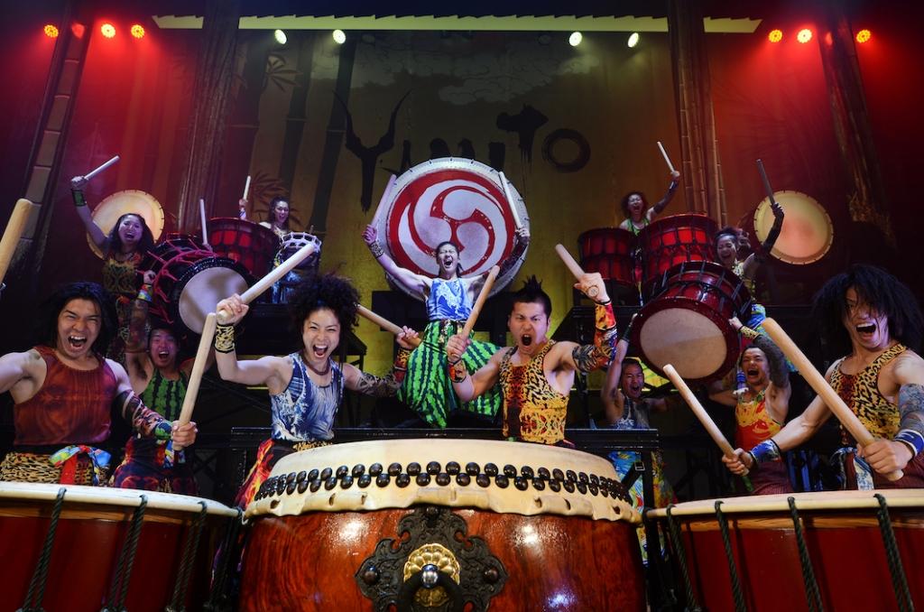 YAMATO – THE DRUMMERS OF JAPAN - mosiunterwegs