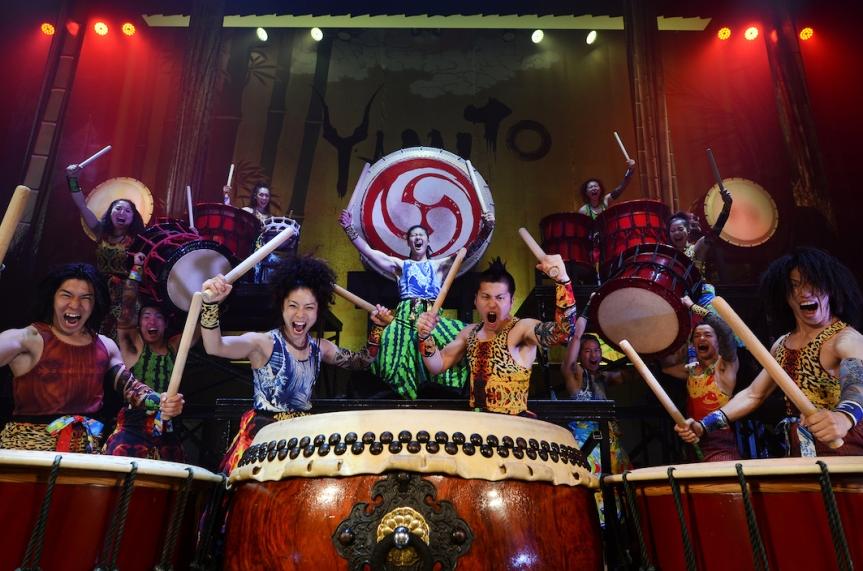 YAMATO – THE DRUMMERS OF JAPAN - mosiunterwegs © Masa Ogawa