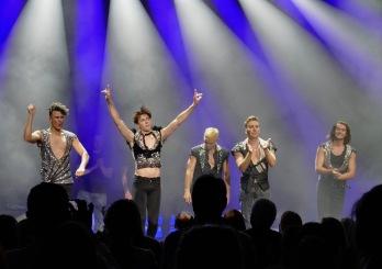 Boybands forever - Deutsches Theater München