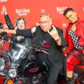 Roter Teppich Premiere BAT OUT OF HELL – Bernd Stelter
