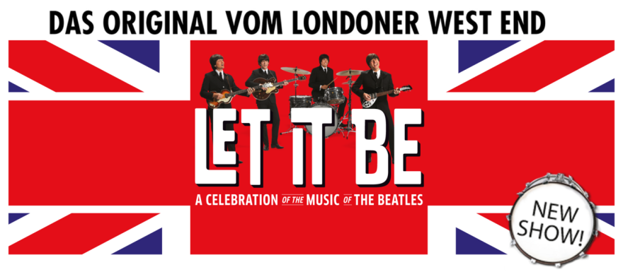 Let it be - Deutsches Theater München - DerKultur.blog