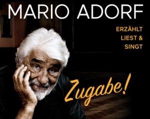 """Mario Adorf – EINE """"ZUGABE"""" - DerKultur.Blog"""