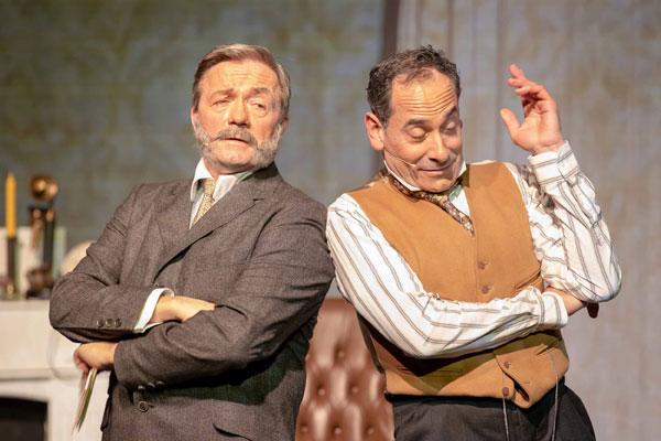 Sherlock Holmes -Der Kultur.blog - © Movin Act Productions, Stefan Wagner