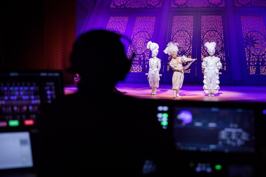 Blick hinter die Kulissen, Disneys ALADDIN DerKultur.blog