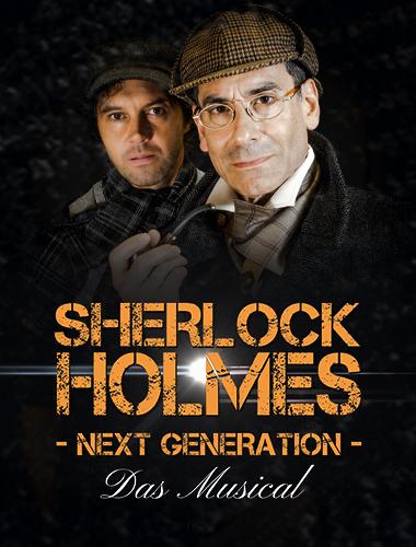 Sherlock Holmes Deutsches Theater Muenchen