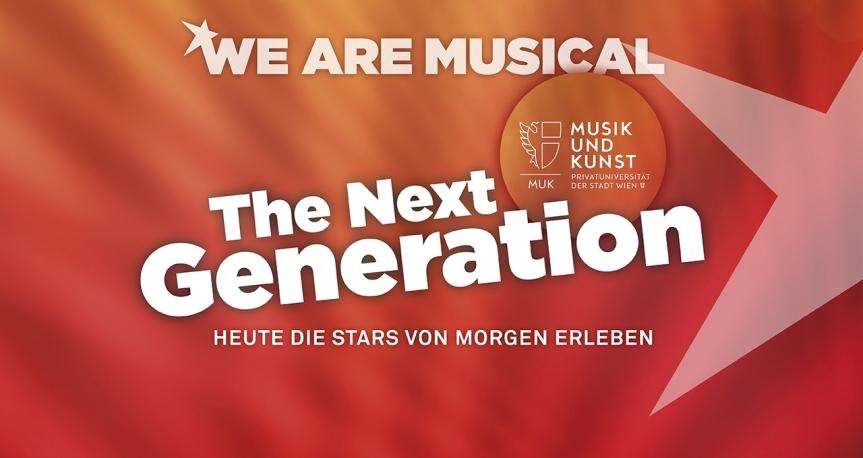 WE ARE MUSICAL – THE NEXT GENERATION - DerKultur.bog