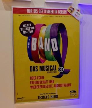 THE BAND - DAS MUSICAL - derkultur.blog