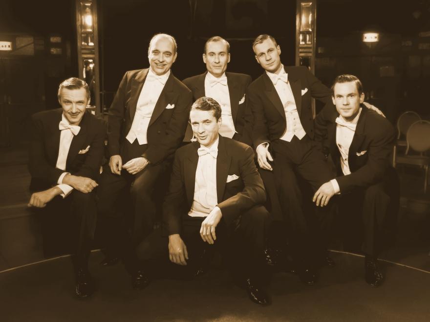 Die Comedian Harmonists - DerKultur.blog
