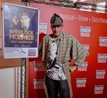 Sherlock Holmes - Next Generation - DerKultur.blog
