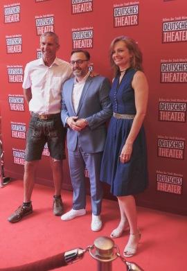 DerKultur.blog - Deutsches Theater München - Der Watzmann