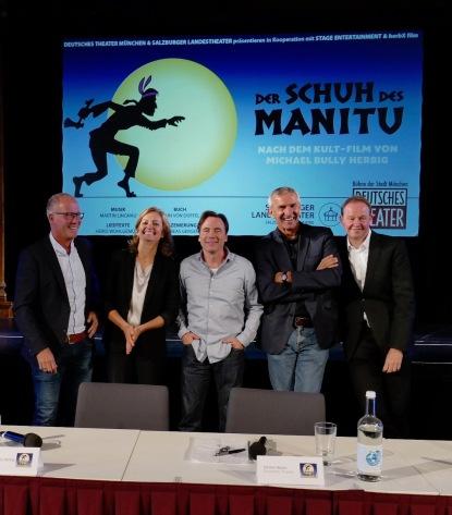 DER SCHUH DES MANITU Michael Bully Herbig - DerKultur.blog