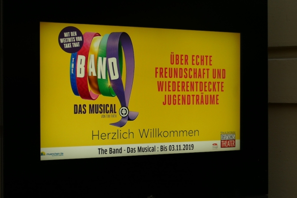 The Band - Das Musical / DerKultur.blog