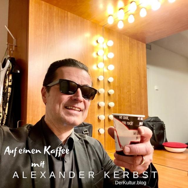 Auf Einen Kaffee Mit Alexander Kerbst Derkultur Blog Von Mosi