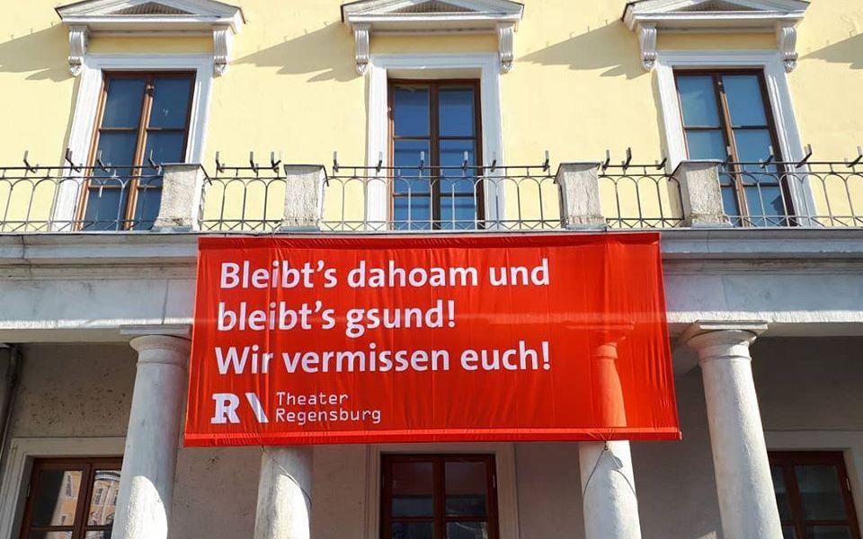 Theater Regensburg - DerKulturBlog Foto: Theater Regensburg