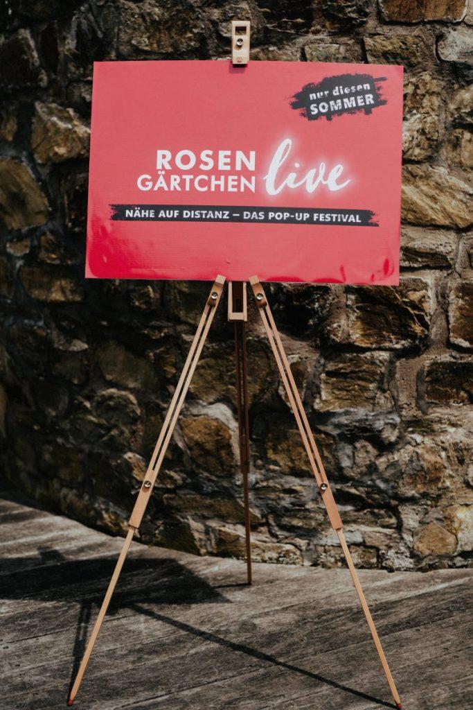 Rosengärtchen live - DerKultur.blog