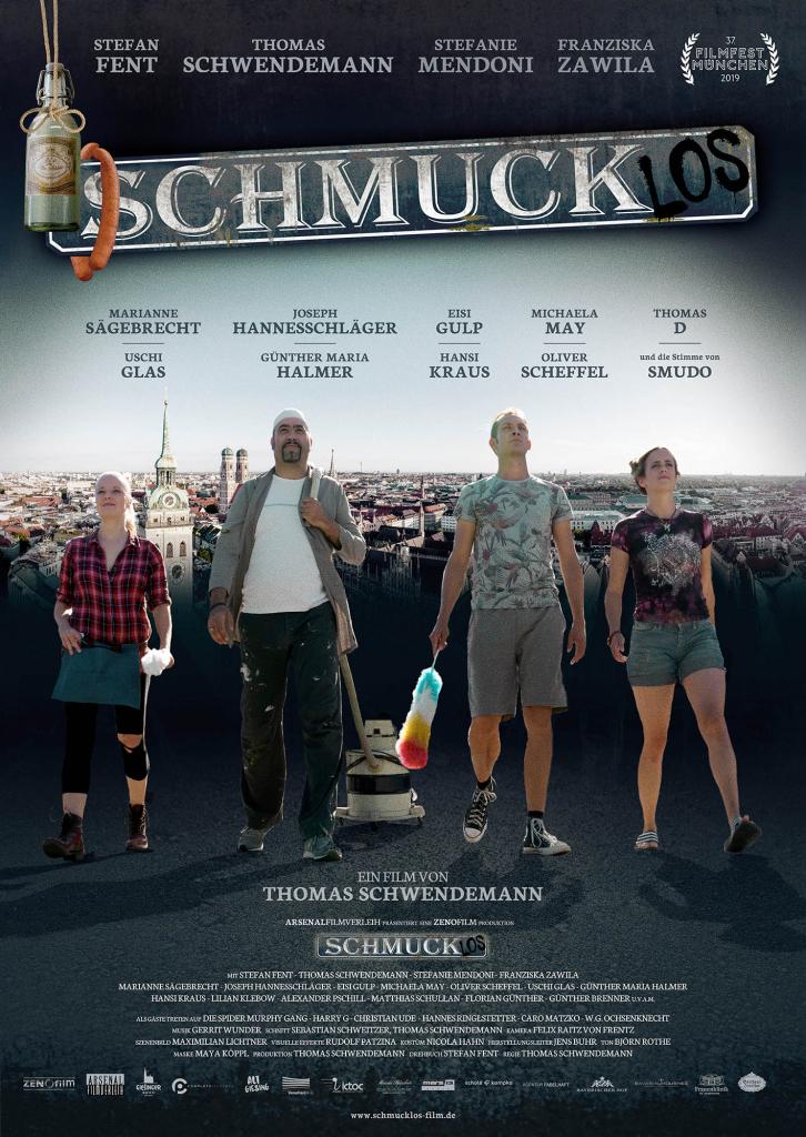 SCHMUCKLOS - Der Film - DerKultur.blog