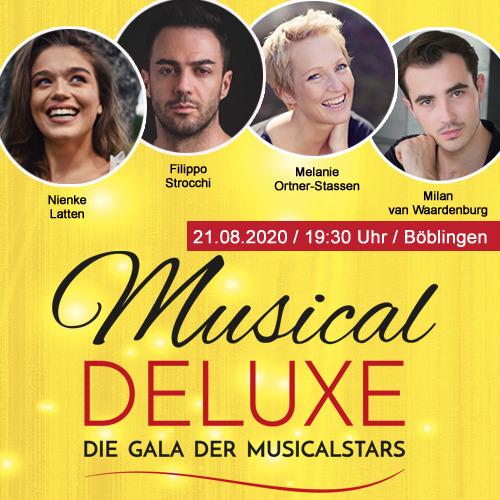 DerKultur.blog - Musical Deluxe - Die Gala der Musicalstars
