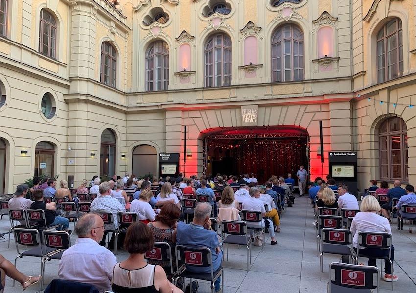 Deutsches Theater München - Sommer in der Stadt - DerKultur.blog