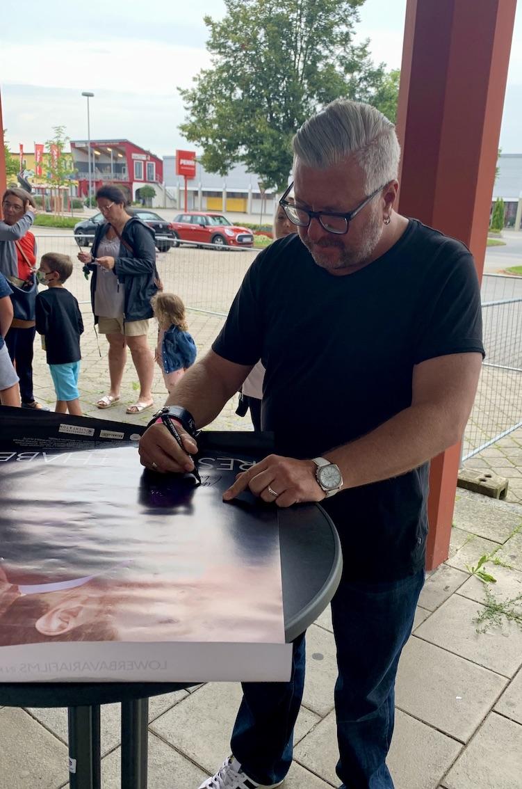 MOSES WOLFF als SEPP WAGNER - DerKultur.blog