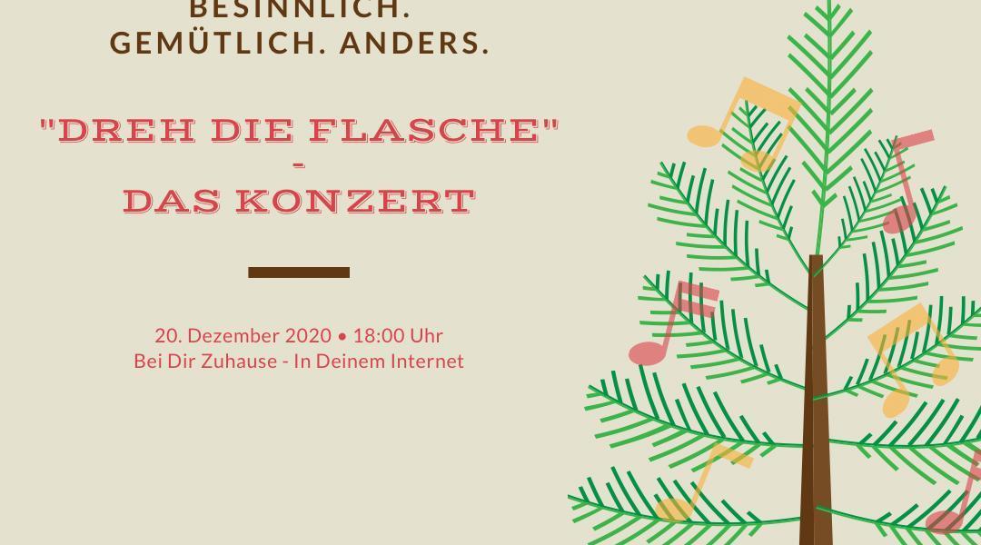 Dreh Die Flasche – Das Kozert - DerKultur.blog