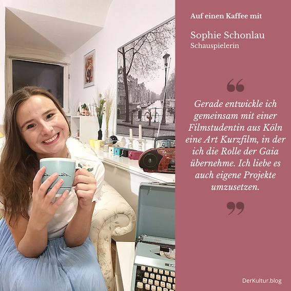 Sophie Schonlau - DerKultur.blog