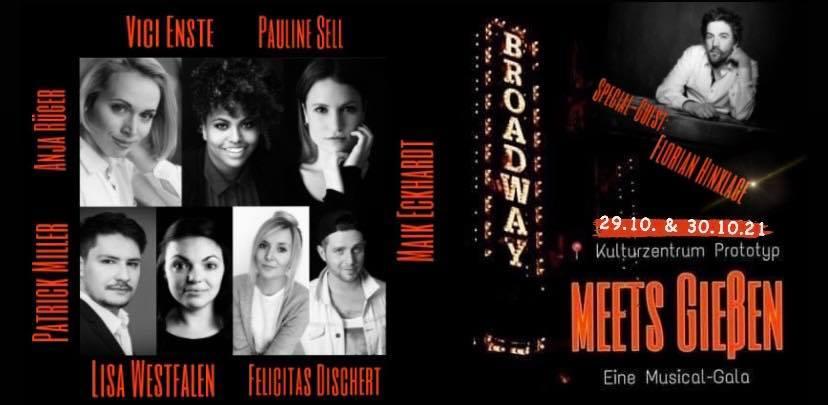Broadway meets Giessen - Eine MusicalGala - DerKultur.blog