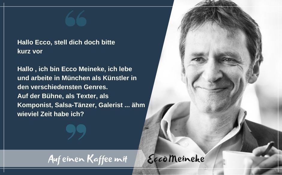 Ecco Meineke - DerKultur.blog