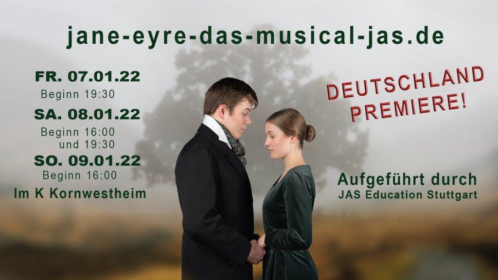 Jane Eyre - Das Musical - DerKultur.blog