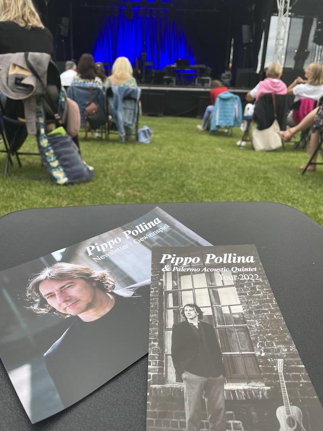 Pippo Pollina und Roberto Petroli - DerKultur.blog