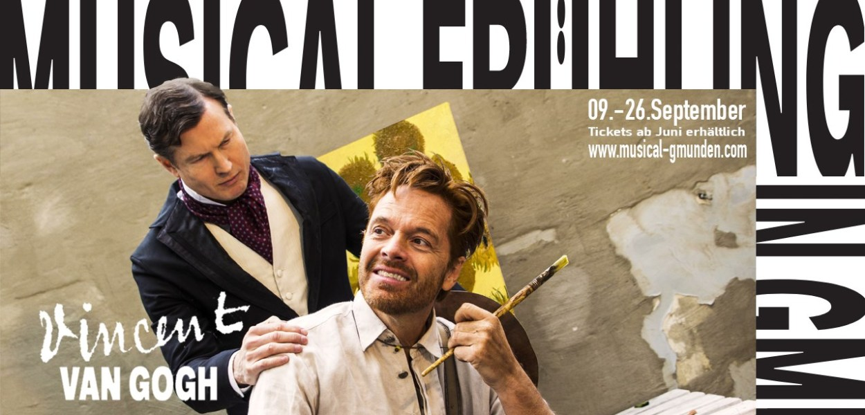 VINCENT VAN GOGH Das Musical - DerKultur.blog