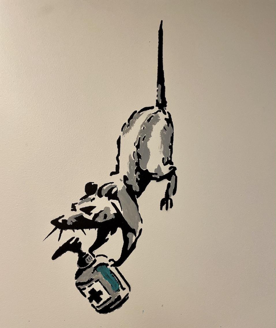 The Mystery of Banksy - DerKultur.blog