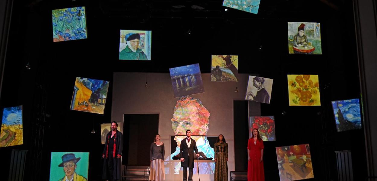VINCENT VAN GOGH DAS MUSICAL - Musical Frühling in Gulden - DerKultur.blog